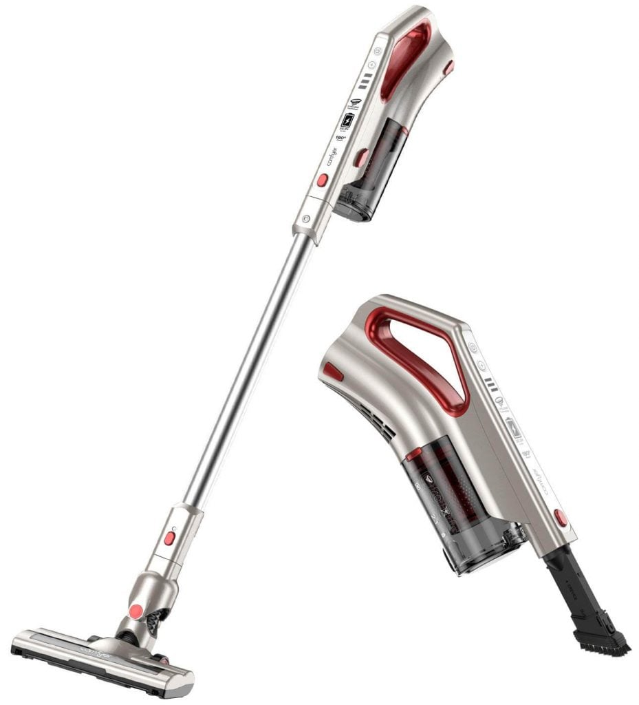 Comfyer Cordless 2-in-1 Stick Vacuum Cleaner