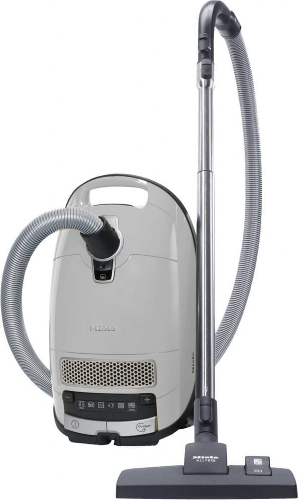 Grey Miele Complete C3 Family All-Rounder Vacuum Cleaner